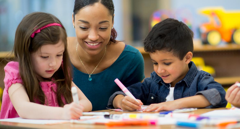 English Language Development - Kindergarten - 1st Grade - Multilingual Learning Toolkit